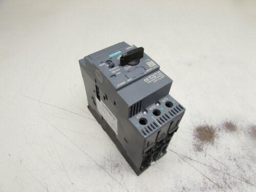 SIEMENS SIRIUS 3RV2031-4JA10 MOTOR CONTROLLER NICE USED TAKEOUT MAKE OFFER