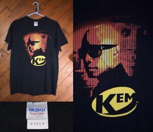 ba0632a3 Vtg 2002 KEM Love Calls R&B Rap Sade Supreme T Shirt, Size Medium   eBay