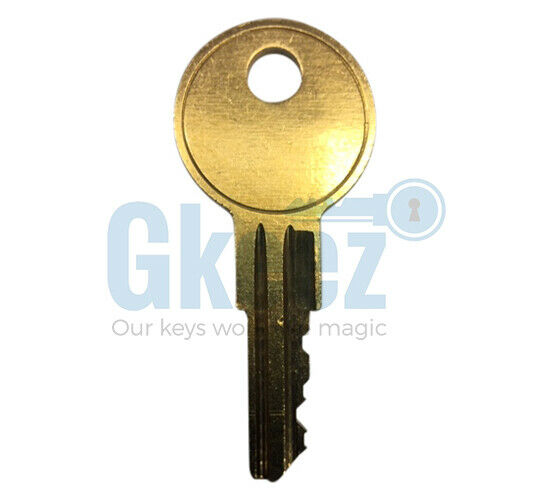 Coleman Replacement Key 8025 Made By Gkeez