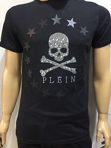Shirt Black marca Philipp cargando Cut Plein nueva La está T imagen w8qf44