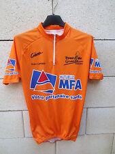 Maillot cycliste TOUR DE GIRONDE International Roger LAPEBIE shirt jersey 3 M