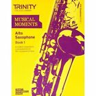 Various Musical Moments Book 1 for Alto Saxophone TG009647