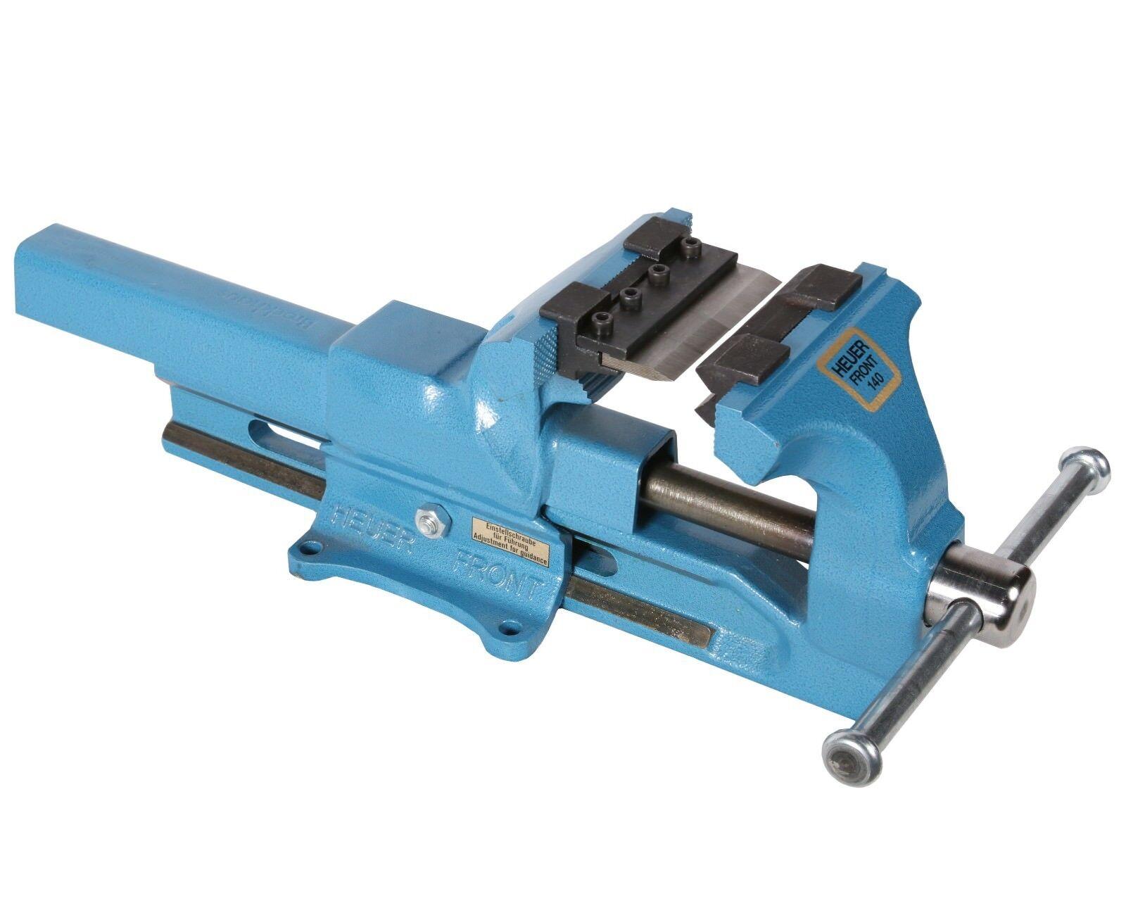 Bench Vise Bending Box & Pan Brake Metal Bending 4  Length 1 16 Capacity WFVB5