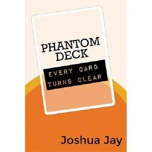 5cc97d0633c Phantom Deck by Joshua Jay and Vanishing, Inc. - Magic Tricks | eBay