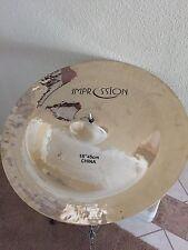 """18"""" Impression Rock 18 """" China Cymbal"""