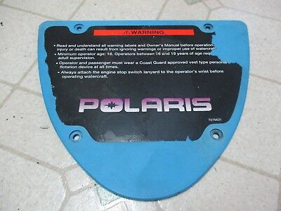 SILVER Polaris SL 700 DLX 1997 Jet Ski JetSki PWC Cover 1-2 Seater Watercraft