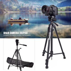 Professional-ZOMEI-Aluminium-Portable-Travel-Camera-Tripod-For-Canon-Camcorder
