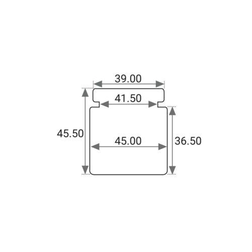 Arrière Étrier De Frein Kit De Réparation FIT MITSUBISHI SHOGUN PAJERO 3.2TD V88 07-BCR284B