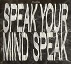 Speak Your Mind Speak von The,Das (2013)