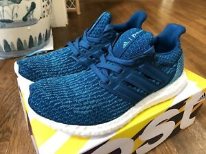 big sale 8cfc3 4faf3 Details about NEW Adidas Ultra Boost Parley Mens 8.5
