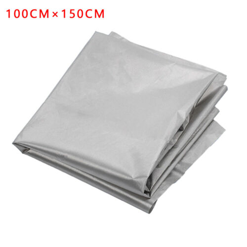 Heat insulation Shade Cloth Silver Coated Fabric Nylon Material Waterproof