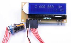 Singola banda VFO DDS 1... 160 MHz in base a Si5351. unità assemblato.