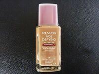 Revlon Age Defying Makeup/foundation W/botafirm- Early Tan 15 - All Skin Types
