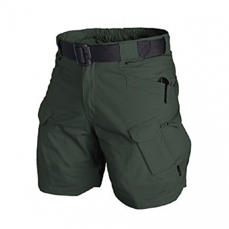 Helikon TEX UTS TACTICAL URBAN TACTICAL UTS OUTDOOR Shorts Pantaloni 8.5 poco JUNGLE verde LARGE dfe0bc