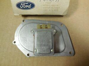 1970 Ford Thunderbird Intermittent Wiper Switch Knob