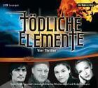 Tödliche Elemente, 2 Audio-CDs von Dean Koontz, Karin Fossum und Patricia Highsmith (2008)