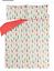 Gris carottes et Pois Entretien Facile Noël Simple Double King Parure de couette BNWT