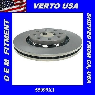 Verto USA Disc Brake Rotor-Front  55099X1