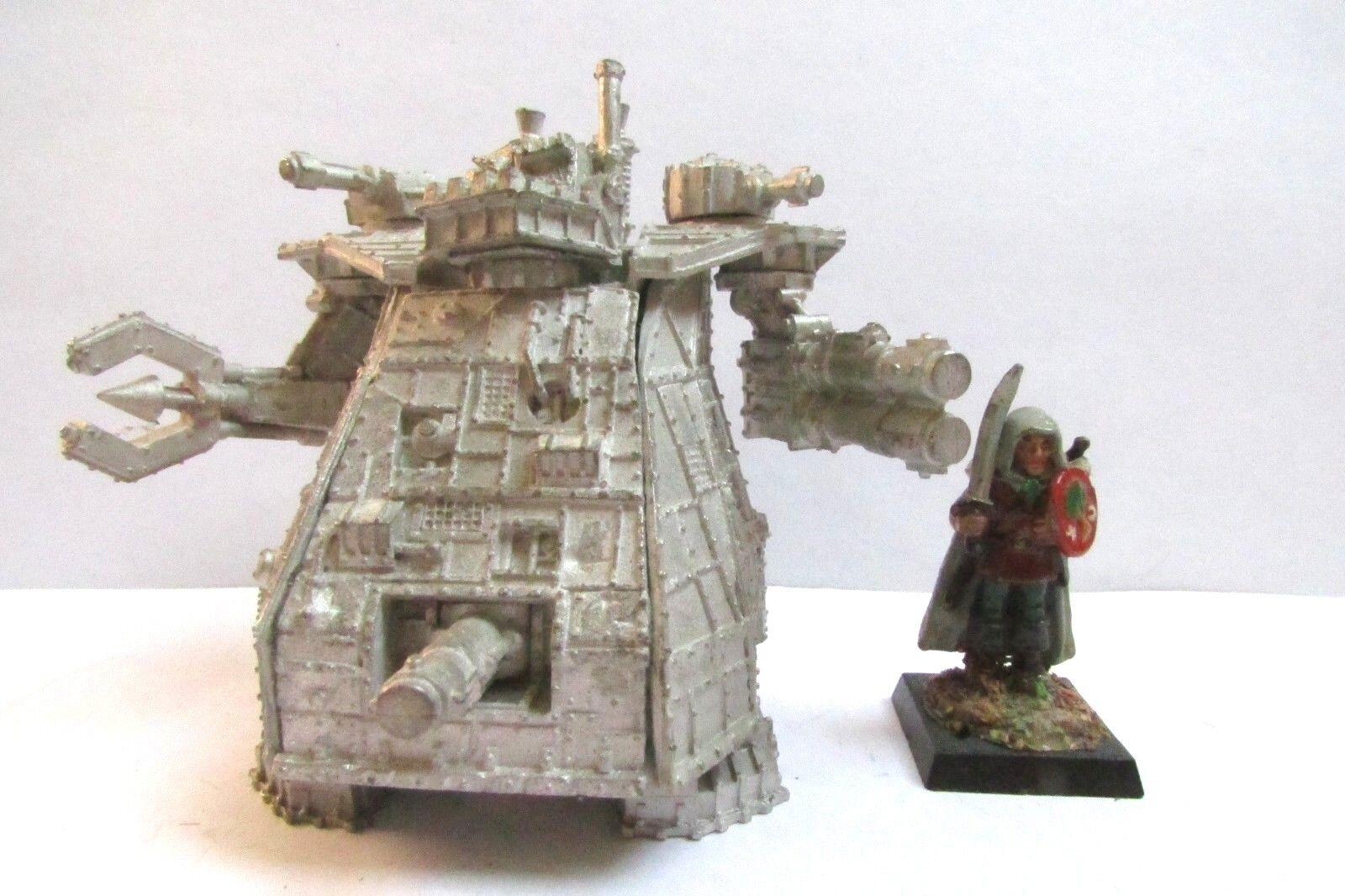 Fuera de imprenta ciudadela espacio De Metal Warhammer 40k Epic Ork gran Gargant