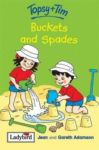 (Very Good)1844226352 Topsy and Tim: Buckets and Spades,Adamson, Jean,Hardcover