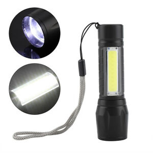 Portable-T6-COB-Waterproof-Telescopic-zoom-4-Modes-LED-Torch-Camping-Outdoor