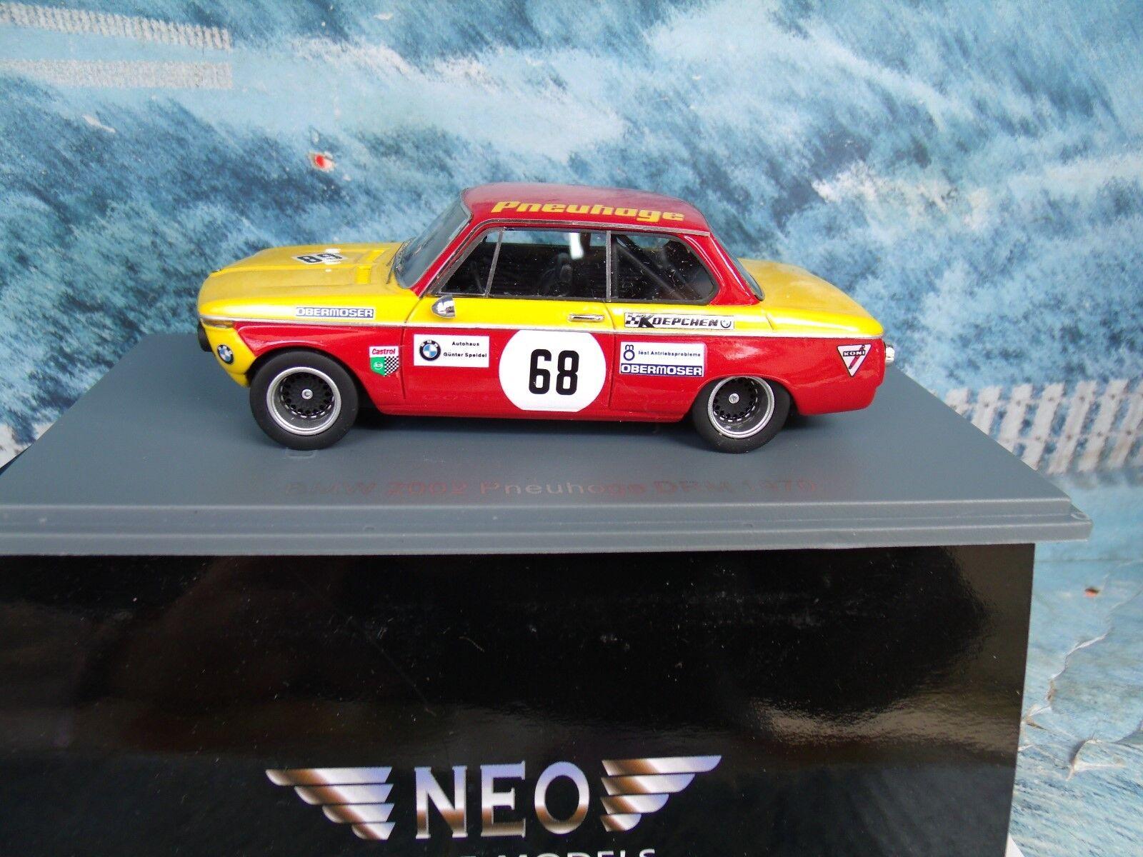 1 43  NEO BMW 2002 PNEUHEGE DRM 1970