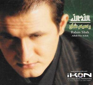 Details about RAHIM SHAH - ALLAH HU ALLAH - BRAND NEW NAAT CD - FREE UK POST
