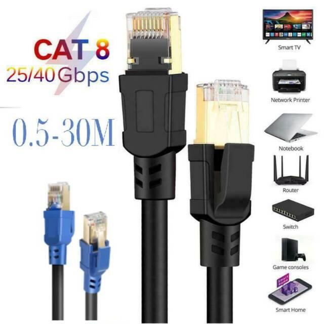 100 pcs Pack Gold Plated RJ45 Connector Network Modular Plug Cat5 CAT5e Lot 50