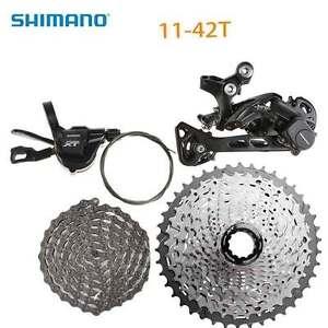 SHIMANO-Deore-XT-M8000-Bike-Groupset-Drivetrain-Kit-Group-11-speed-Derailleur