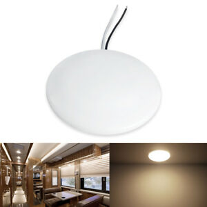 12 Volt Led Light Rv Interior Ceiling Light Under Cabinet Lamp Daylight 3 5inch Ebay