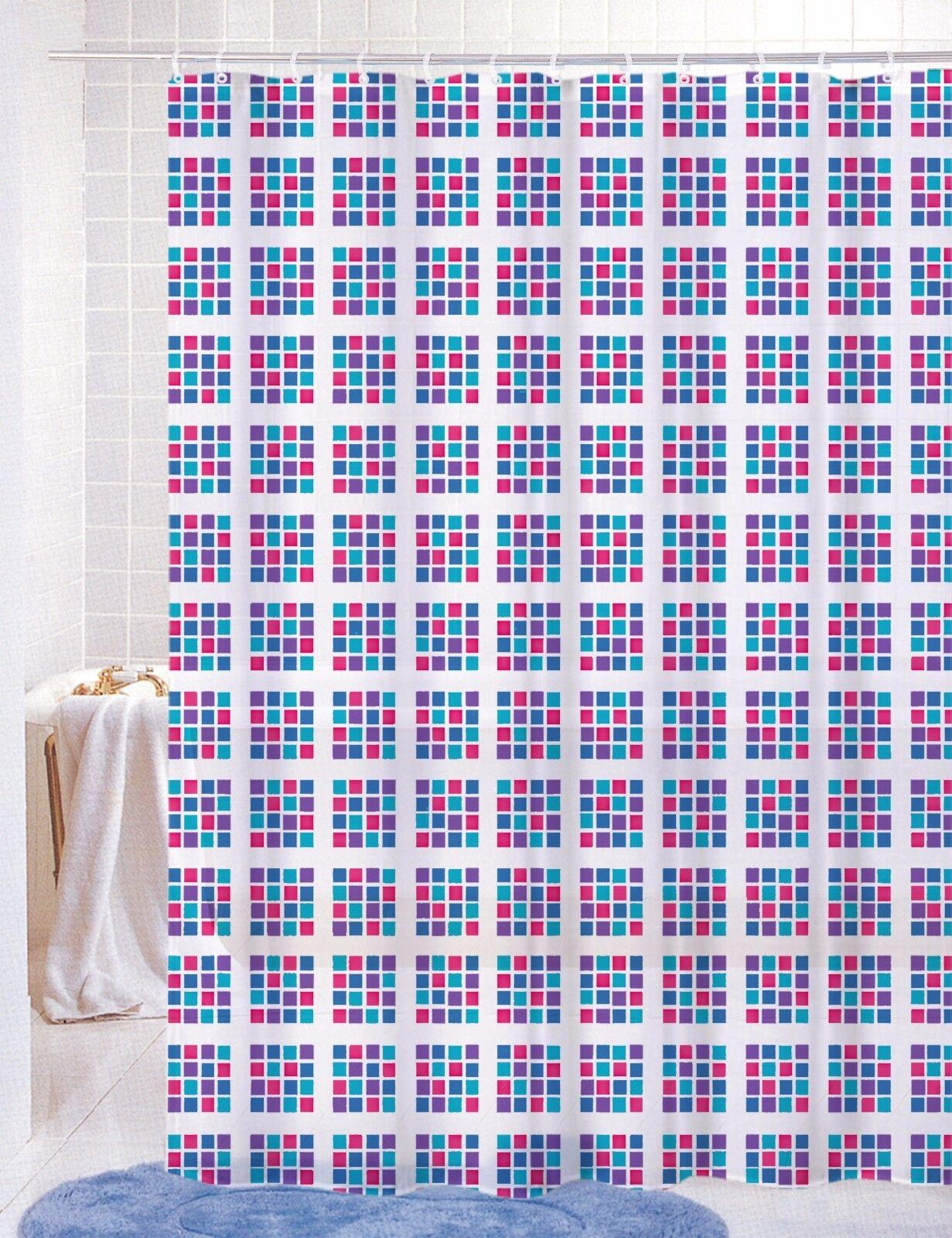Pvc Free Peva Vinyl Printed Shower Curtain 70x72 Fun