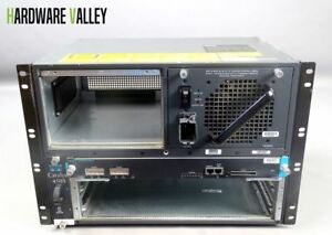 CISCO-WS-C4503-Catalyst-4500-Chassis-WS-X4515-PWR-C45-1400AC-WS-X4013
