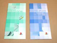 Playstation 1 2 PS Power Line Games Info : Spyro Crash Bash MGS 2 Final Fantasy