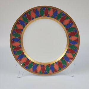 Faberge-China-Karsavina-Dinner-Plate-New