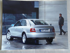 AUDI A4 1.9 TDI Press Photo FOLLETO Feb 2000 v2