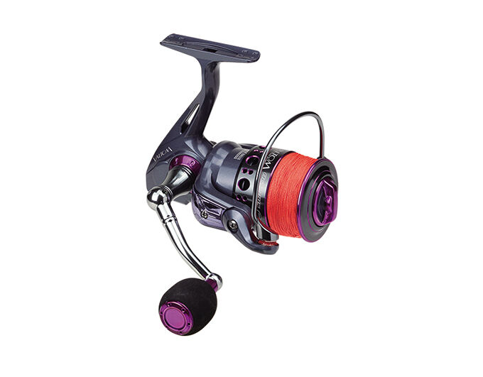 PROX VALTOM Octopus VOP4000 with PE Line  4-100m For octopus Spinning Reels
