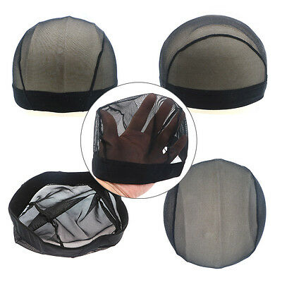 Mesh Wig Cap for Wig Making Adjustable Weaving Wig Caps with Elastic Band