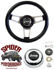 "1976-1986 Jeep CJ5 CJ7 steering wheel 13 3/4"" Grant steering wheel"