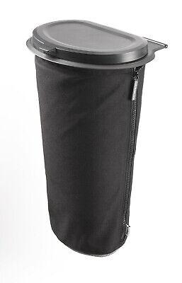Version S 3 Liter schwarz Flextrash mobiler M/üllsack