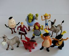 Dreamworks Shrek Toy Figures Bundle