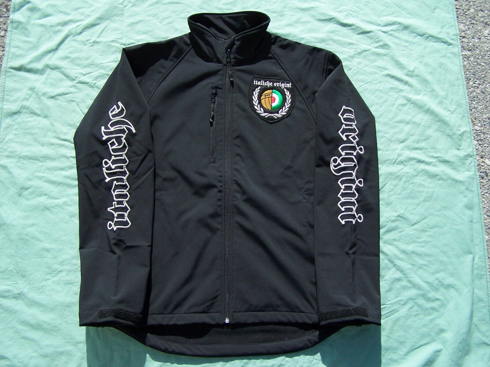 Giubbotti ITALICHE ORIGINI SOFT SHELL London ULTRAS
