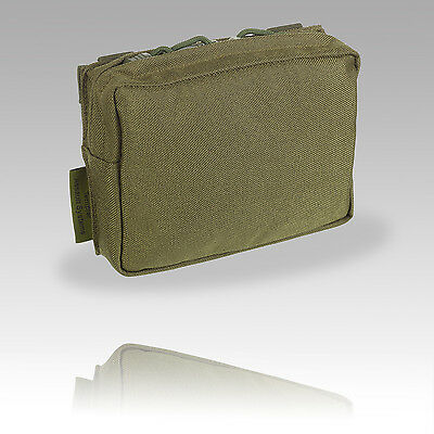 TAS SMALL MOLLE UTILITY/MEDIC POUCH WEBBING AIRSOFT TACTICAL BAG