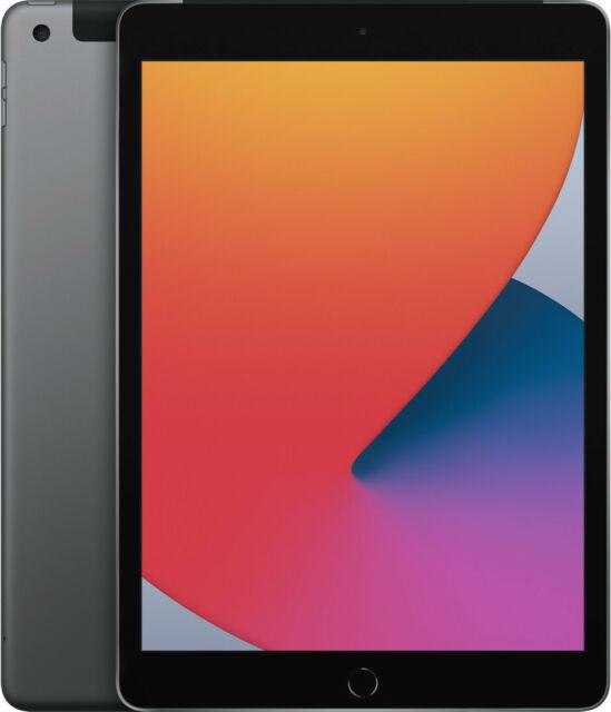 "APPLE iPad Wi-Fi (2020), Tablet, 128 GB, 10,2"", Space Grau Rückläufer"