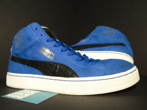 Undftd Undefeated 348216 Blue 09 Royal Gold 12 24k Puma Black Mid Pack 04 White HWDY29beEI