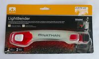 Nathan Lightbender Red Led Band 5073ntd Weather Resistant 2 Mode >new