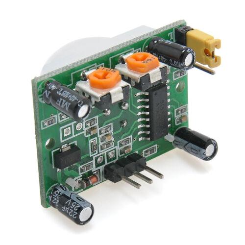 New HC-SR501 Sensor Module Infrared PIR Motion Module For Arduino Raspberry pi