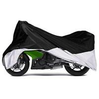 L Motorcycle Waterproof Cover Fit Suzuki Shuttle Fa50 Moped Cutlass Fz50