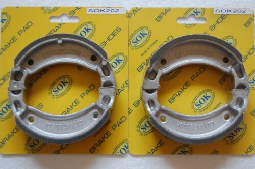 FRONT BRAKE SHOES YAMAHA YFB 250 2X4 Timberwolf 1992-1994 YFB250 2X4