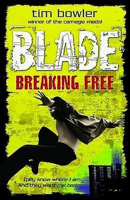 Blade 3: Breaking Free-ExLibrary