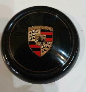 A-Porsche-356-b-c-1960-65-Original-Horn-top-button-small-crack